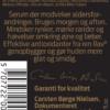 Nordic-Amber-Serum-etiket